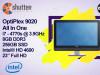 """Dell Optiplex 9020 AIO (All In One) 23"""" i7 4th Gen"""