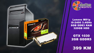 SUPER AKCIJA - GAMING RACUNAR M81 i5 GT 1030 2GB DDR5