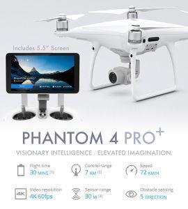 Dron DJI Phantom 4 Pro Plus V2.0 Isporuka odmah!!!