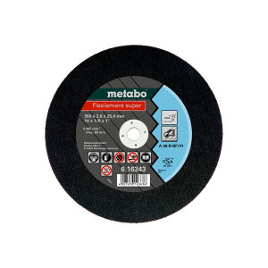 Metabo rezna ploča 350x3x25,4 INOX/METAL