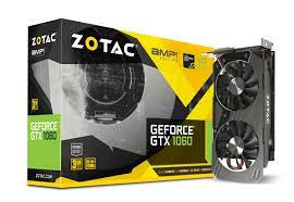 ZOTAC  GeForce GTX 1060 3GB GDDR5 AMP! PCIE