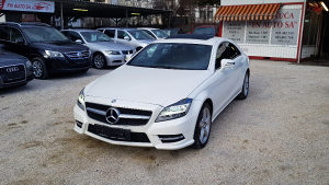 MERCEDES-BENZ CLS 350 CDI 4MATIC 2012 FULL UVOZ CH