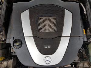 MOTOR ZA MERCEDES E 350