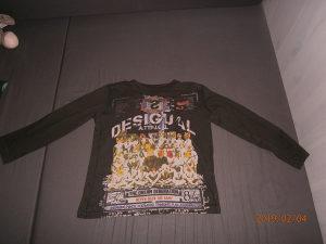 *:.Desigual·.*:·Krasna majica.Veličina 5/6.Kao nova!