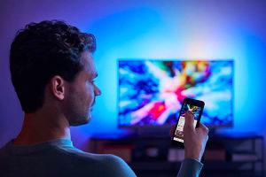"""Philips 4K 49"""" UltraHD TV 49PUS7503 PREMIUM Android"""