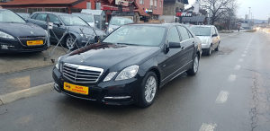 MERCEDES E 220 CDI 2012 7G AUTOMATIK AVANTGARDE E220