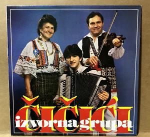 LP Ploča Izvorna Grupa Čičići