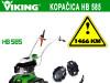 FREZA KOPAČICA VIKING HB 585 + GRATIS -> PROX.olx.BA