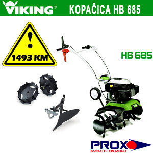 FREZA KOPAČICA VIKING HB 685 + GRATIS -> PROX.olx.BA