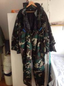 HVO uniforma