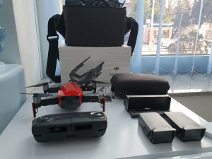DRON DJI Mavic Air Fly More Combo 4K