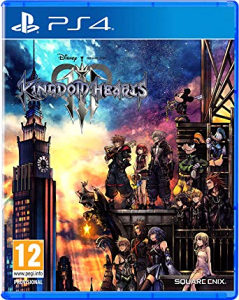 Kingdom Hearts 3 (Playstation 4 - PS4)