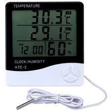 Termometar higrometar sa sondom