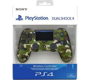 Sony Dualshock DS4 Green Camo  kontroler V2 (PS4)
