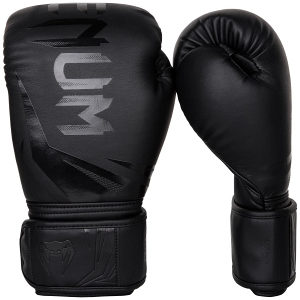 Venum - Challenger 3.0 Boxing Gloves - Black/Black