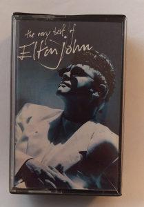 Elton John Bryan Adams Snap stara kaseta TDK audio