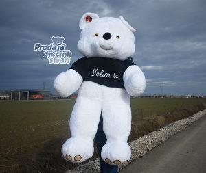 Veliki plisani medo/medvjed 170cm VOLIM TE l NOVO