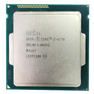 Procesor i7-4770