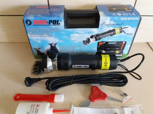 Masina za sisanje ovaca MAR-POL 650W