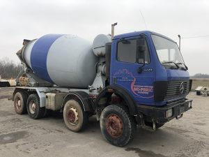 Mercedes mikser za beton