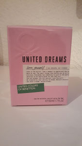 Ženski Benetton parfem