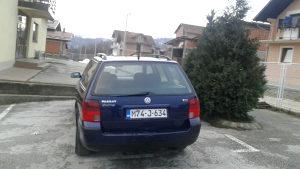 Volkswagen Passat reg do 26.1.2020.