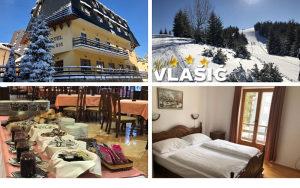 VLAŠIĆ: Hotel Vlašić
