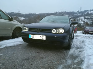 Volkswagen Golf 4 GTI 1.8t lpg