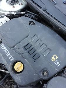 Motor 1.9 dci 79kw