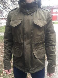 Napapijri gore-tex jakna