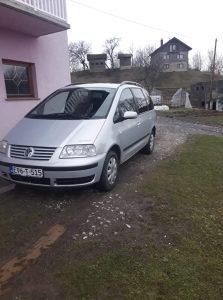 VW sharan saran Volkswagen