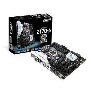 MB LGA1151 Z170 ASUS Z170-A
