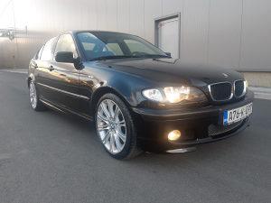 BMW e46 316i *M-optic*Sportpaket II*TEK REG*mod 2005*