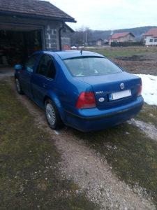 VW Bora 1.9 TDI..85 KW...2000 GOD