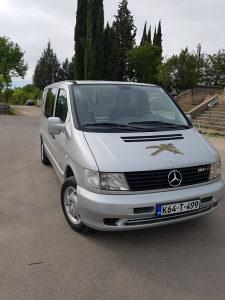 Mercedes-Benz Vito pogrebno vozilo