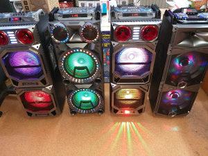 Karaoke bluetooth zvucnici