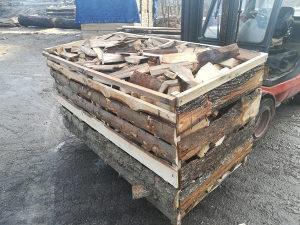 Drva hrast bukva drvo ogrev cijepana