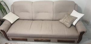 Trosjed,dvosjed i fotelja