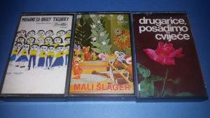 Audio kasete za djecu