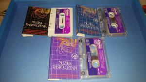 Muzika raspoloženja (tri audio kasete, original)