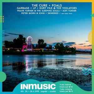 4 trodnevne karte za INmusic festival 2019