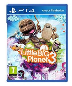 Little Big Planet 3 (PS4) HITS