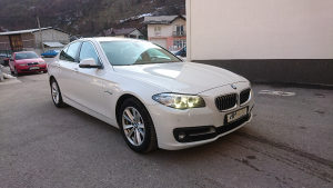 BMW 520/ 190 KS 2015 / TOP STANJE/ DO registracije