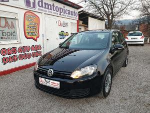 VW GOLF 6 1,4 BENZIN 2009GP.