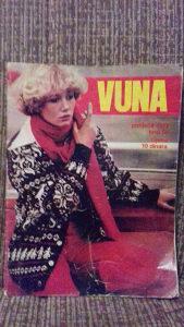 Časopis Vuna br 59 proljeće 1977