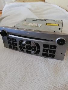 Radio CD Peugeot 407