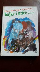 """Knjiga """"Bajke i priče"""", H.K.Andersen"""