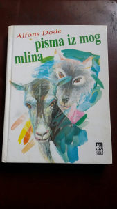 "Knjiga ""Pisma iz mog mlina"", Alfons Dode"