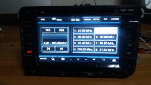 vw radio +  navigacija