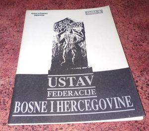Ustav Federacije Bosne i Hercegovine